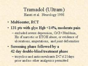 How can i get prescribed tramadol