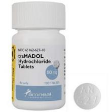 Most common side effects of tramadol